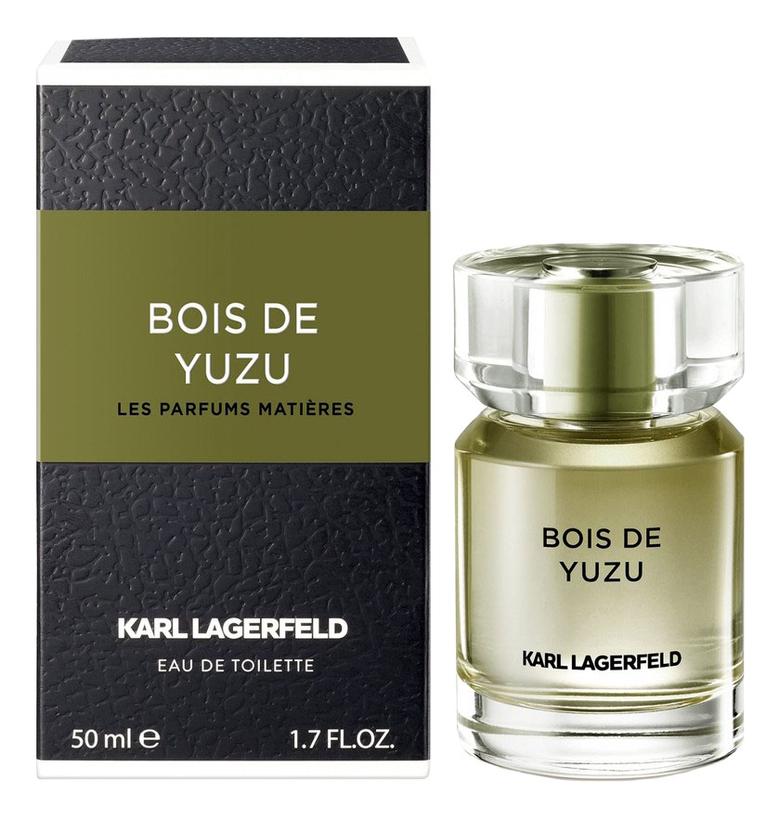 Купить Bois De Yuzu: туалетная вода 50мл, Karl Lagerfeld
