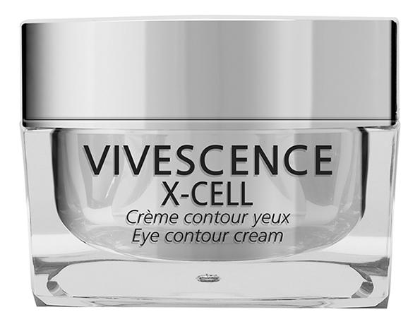Ревитализирующий крем для кожи вокруг глаз X-Cell Eye Contour Cream 15мл: Крем 15мл