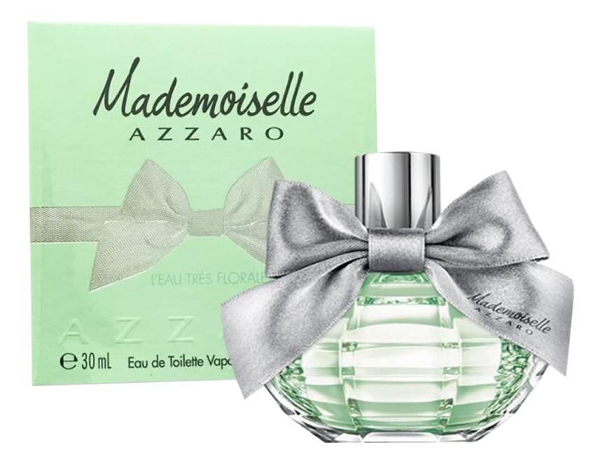 Купить Azzaro Mademoiselle L'Eau Tres Florale: туалетная вода 30мл
