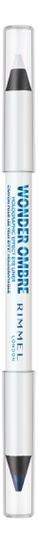 Фото - Карандаш для глаз Wonder Ombre Holographic Effect Eye Liner 1,3г: 001 Supernova Sky карандаш для глаз автоматический rimmel exaggerate 0 28 мл