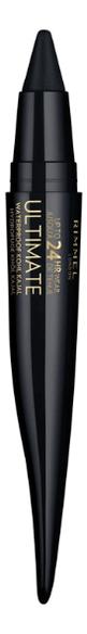 Фото - Подводка для глаз 24HR Ultimate Waterproof Kohl Kajal Liner 1,6г: 001 Black Obsidian карандаш для глаз scandaleyes waterproof kohl kajal 1 2г no 009