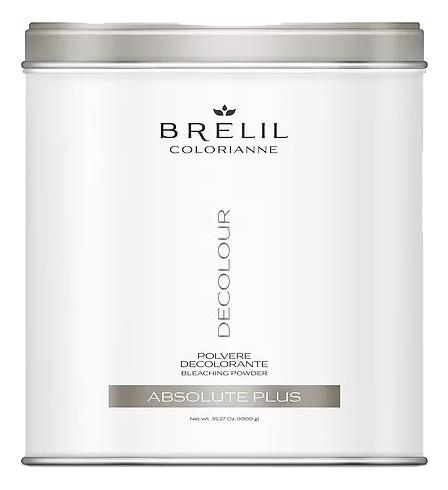 Купить Обесцвечивающая пудра для волос Decolorante Absolute Plus 1000г, Brelil Professional