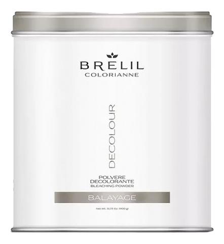 Купить Обесцвечивающая пудра для волос Decolorante Balayage 900г, Brelil Professional