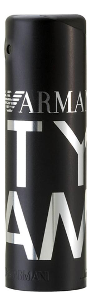 Armani Emporio City Glam for him: туалетная вода 50мл тестер