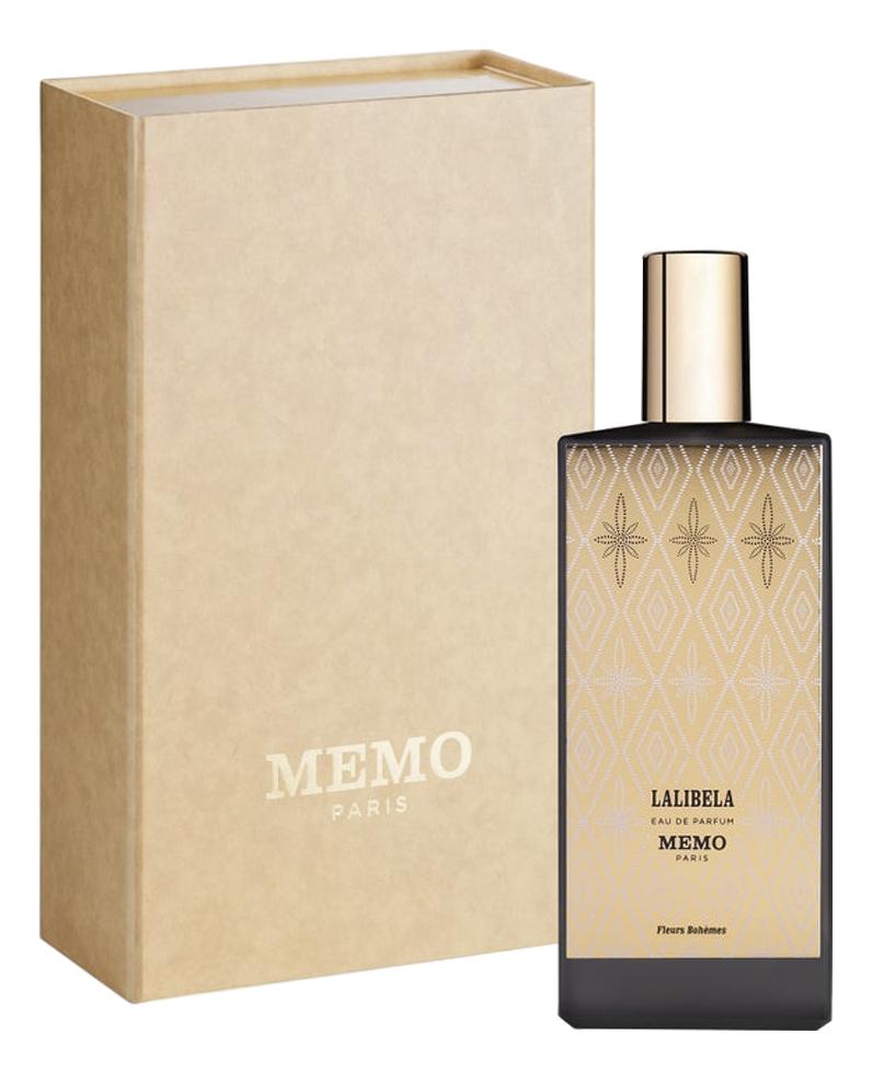 Memo Lalibela: парфюмерная вода 75мл memo lalibela парфюмерная вода 10мл запаска