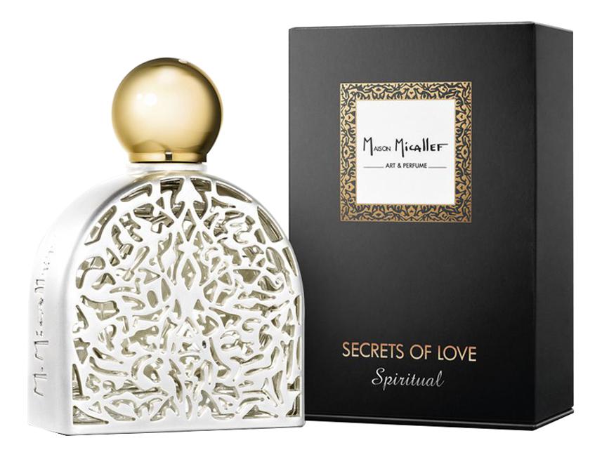 M. Micallef Secrets Of Love Spiritual: парфюмерная вода 75мл