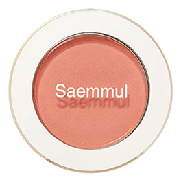 Тени для век матовые Saemmul Single Shadow Matt 1,6г: CR03 Hawaiian Coral