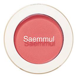Тени для век матовые Saemmul Single Shadow Matt 1,6г: PK07 Happy Ending Rose