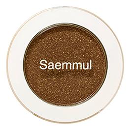 Тени для век мерцающие Saemmul Single Shadow Shimmer 2г: BR14 TMI Brown недорого