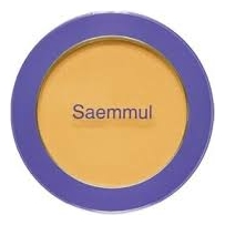 Однотонные румяна Saemmul Single Blusher 5г: YE01 Honey Yellow однотонные румяна saemmul single blusher 5г rd02 dry rose