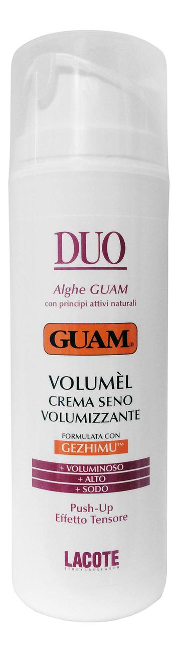 Крем для увеличения объема груди Duo Volumizzante Crema Seno 150мл guam крем для груди