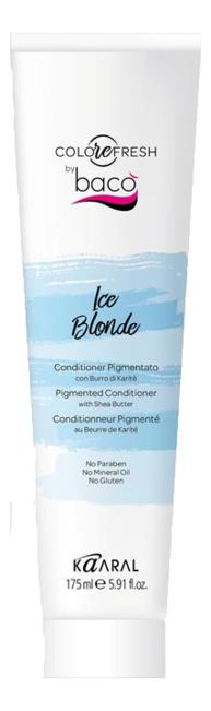 Купить Оттеночный кондиционер для волос Colorefresh 175мл: Ice Blonde (с маслом карите), KAARAL
