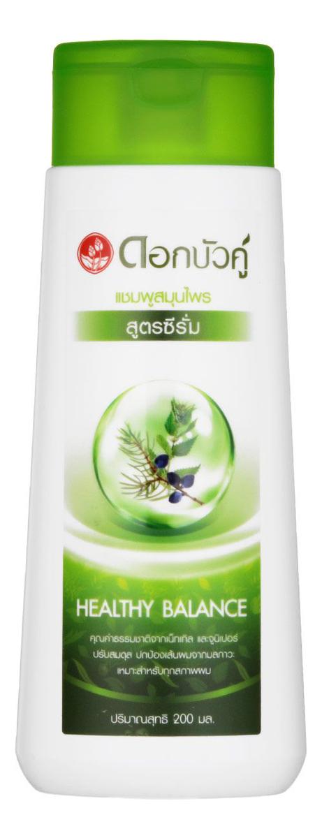 Купить Сывороточный шампунь для волос Herbal Serum Shampoo: Шампунь 200мл, Twin Lotus