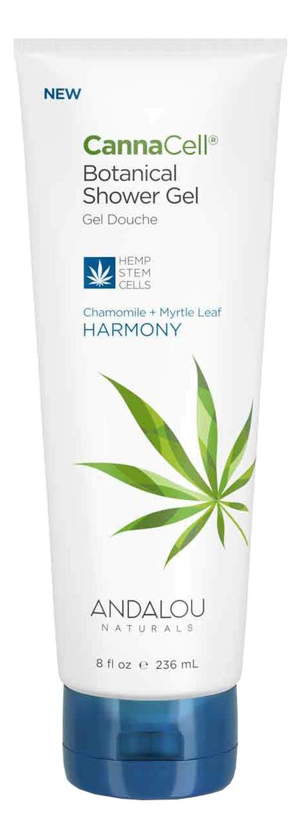Гель для душа Canna Cell Botanical Shower Gel Harmony 236мл фото