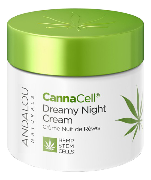 Ночной крем для лица Canna Cell Dreamy Night Cream 50г