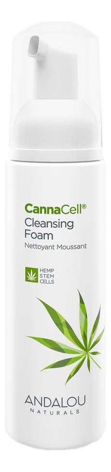 Очищающая пенка для лица Canna Cell Cleansing Foam 163мл