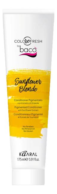 Купить Оттеночный кондиционер для волос Colorefresh 175мл: Sunflower Blonde (с экстрактом подсолнечника), KAARAL