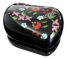 Tangle Teezer Расческа для волос Compact Styler Embroidered Floral