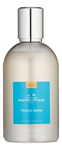 Comptoir Sud Pacifique Vanille Ambre: туалетная вода 100мл тестер фото