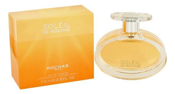 Купить Rochas Soleil: туалетная вода 75мл