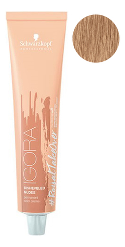 Крем-краска для волос Igora Royal Disheveled Nudes 60мл: 12-481 Special Blonde Beige Red Cendre