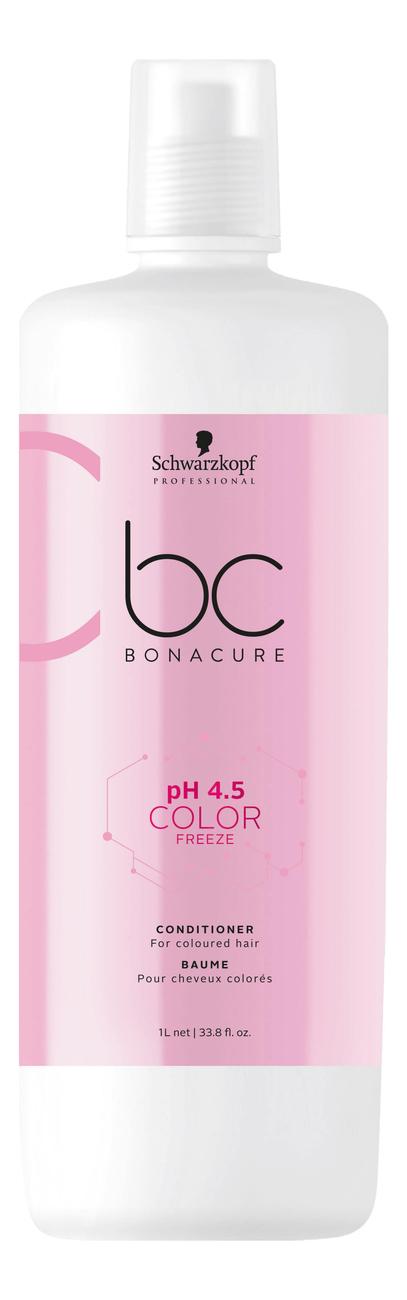 цена на Кондиционер для волос BC pH 4.5 Color Freeze Conditioner: Кондиционер 1000мл