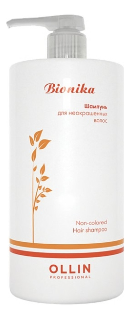 Купить Шампунь для неокрашенных волос Bionika Non-Colored Hair Shampoo: Шампунь 750мл, OLLIN Professional