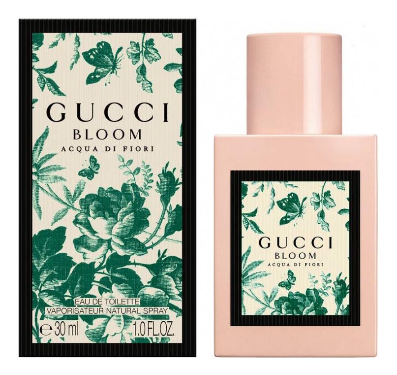 Bloom Acqua Di Fiori: туалетная вода 30мл incanto bloom new edition туалетная вода 30мл
