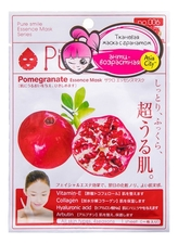 Sun Smile Маска для лица антивозрастная с экстрактом граната Pure Smile Pomegranate Essence Mask 23мл