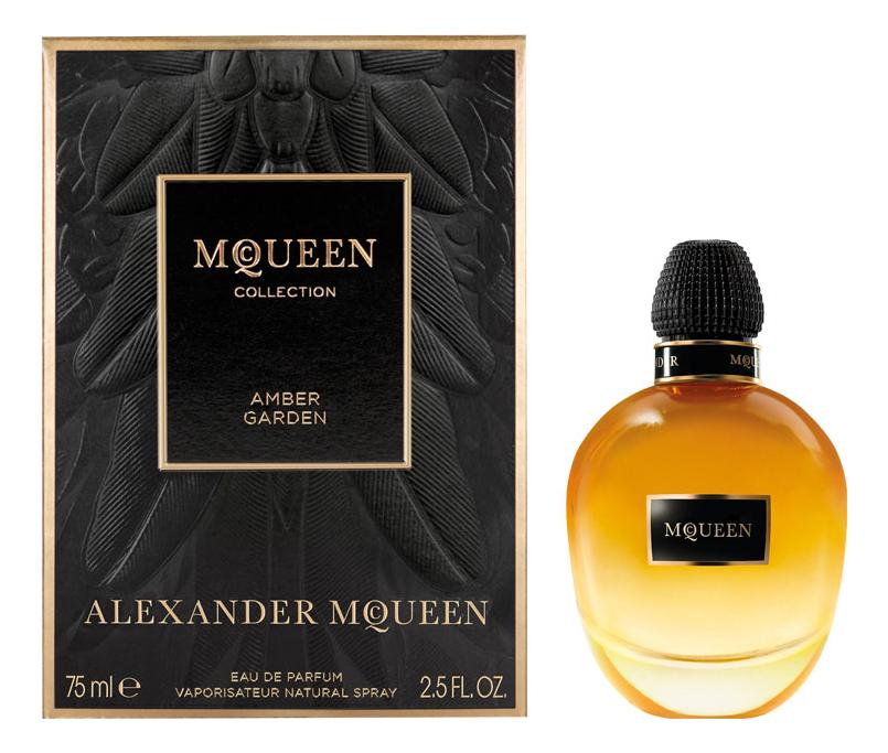 Alexander MC Queen Amber Garden: парфюмерная вода 75мл кошелек alexander tsiselsky alexander tsiselsky mp002xw1f88k