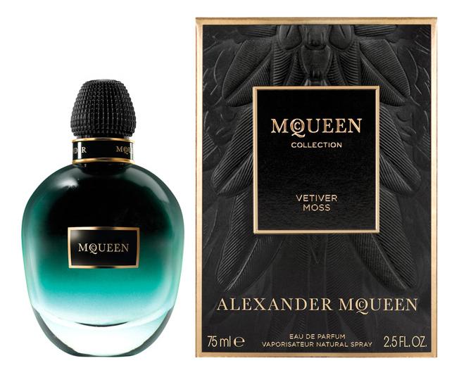 Alexander MC Queen Vetiver Moss: парфюмерная вода 75мл кошелек alexander tsiselsky alexander tsiselsky mp002xw1f88f