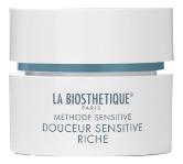 Успокаивающий интенсивный крем для лица Methode Sensitive Douceur Sensitive Riche 50мл: Крем 50мл гель крем для лица alpha homme genwood hydro 50мл