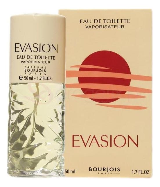 Bourjois Evasion: туалетная вода 50мл