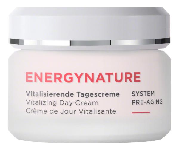 Купить Дневной крем для лица Energynature Vitalizing Day Cream 50мл, Annemarie Borlind