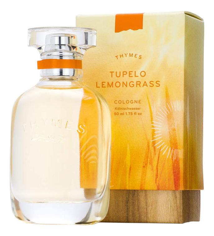 Thymes Tupelo Lemongrass: одеколон 50мл coty aspen discovery одеколон 50мл