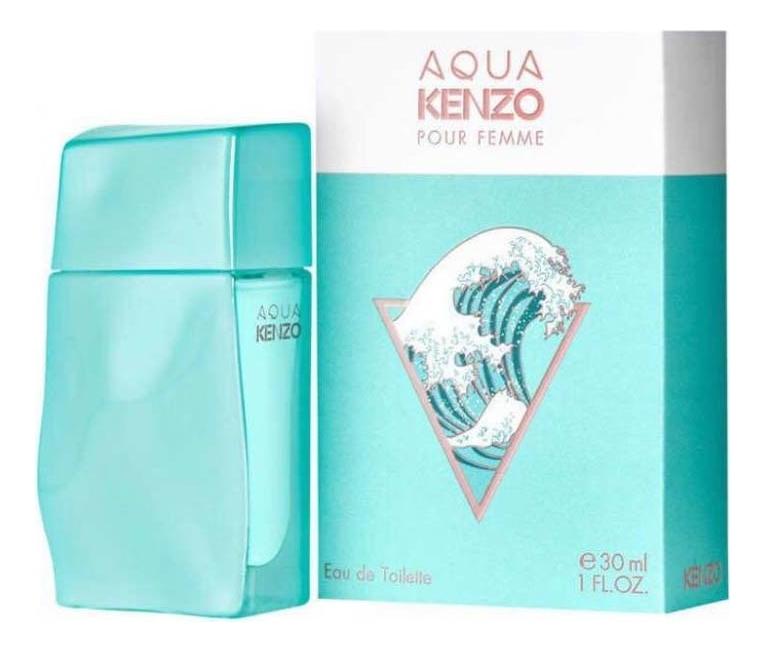 Купить Aqua Kenzo Pour Femme: туалетная вода 30мл