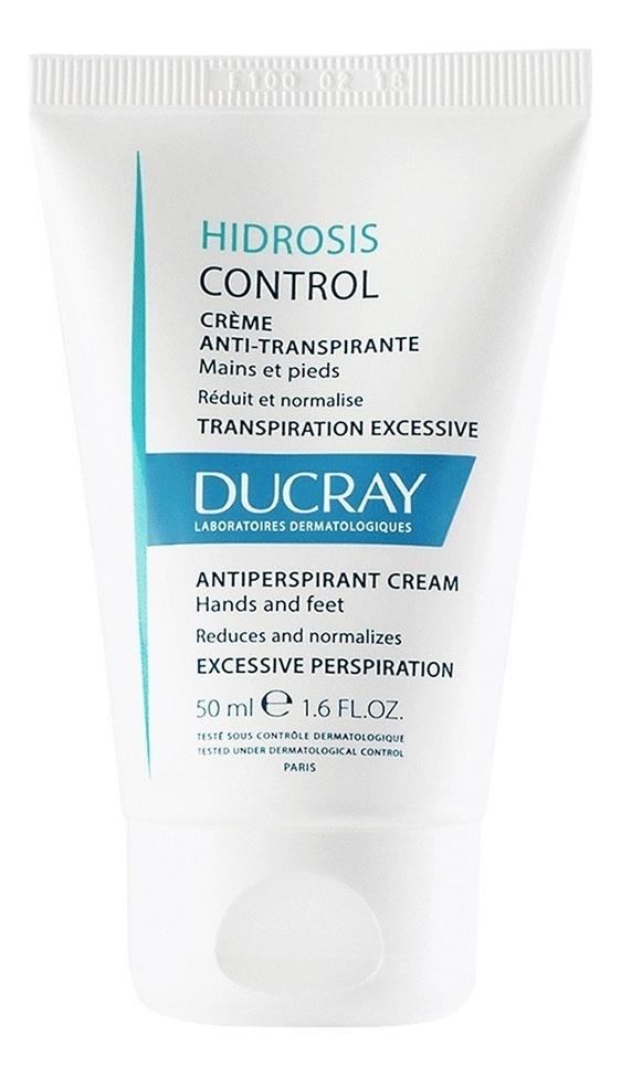 Антиперспирантный крем для рук и ног Hidrosis Control Antiperspirant Hand Cream Feet 50мл недорого