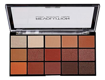 Купить Палетка теней для век Reloaded Palette: Iconic Fever, Makeup Revolution