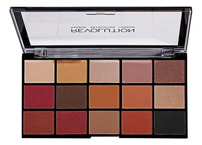 Купить Палетка теней для век Reloaded Palette: Iconic Vitality, Makeup Revolution