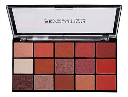 Купить Палетка теней для век Reloaded Palette: Newtrals 2, Makeup Revolution