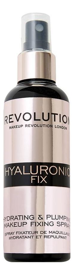 Купить Спрей для фиксации макияжа Hyaluronic Fix 100мл, Makeup Revolution