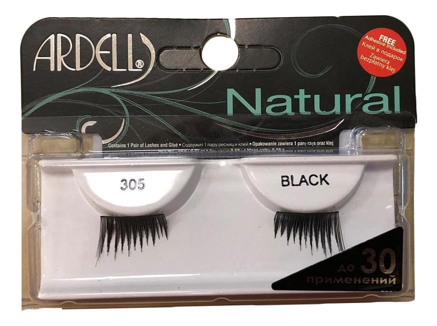 Накладные ресницы Natural Lashes: No 305