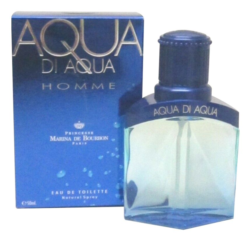 Фото - Aqua di Aqua Homme: туалетная вода 50мл vento di fiori туалетная вода 50мл