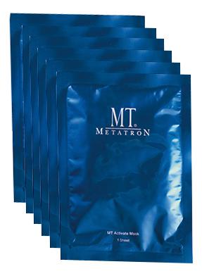 Купить Маска для лица MT Activate Mask 6шт, MT Metatron