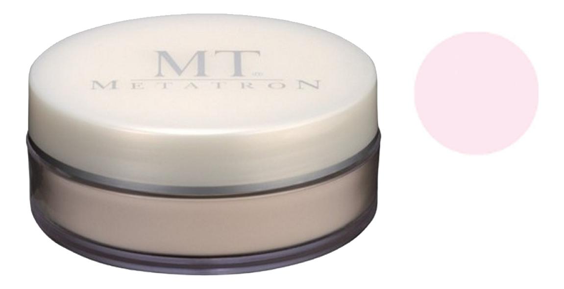 Пудра минеральная рассыпчатая MT Protect UV Loose Powder Pink SPF10 PA+: Пудра 20г фото