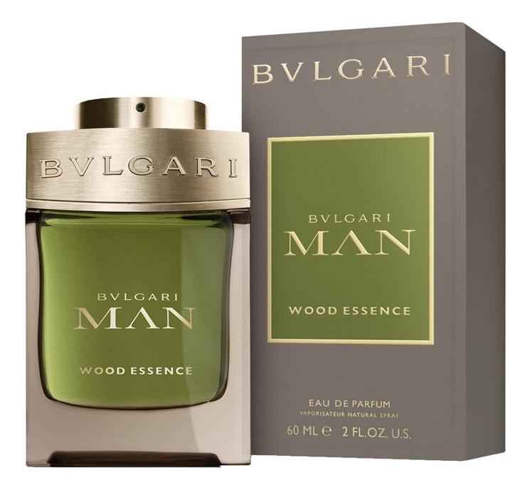 Bvlgari Man Wood Essence: парфюмерная вода 60мл