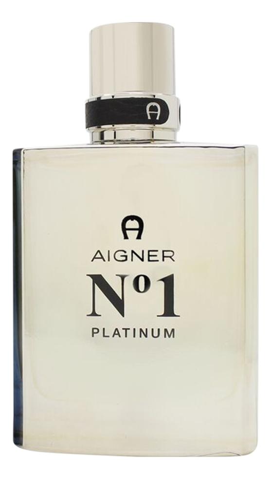 Etienne Aigner No1 Platinum: туалетная вода 100мл тестер