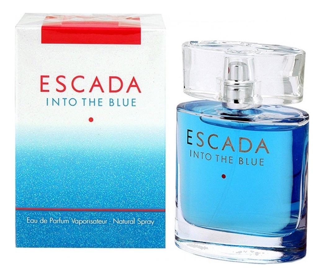 Фото - Escada Into The Blue: парфюмерная вода 50мл escada collection 2003 парфюмерная вода 50мл