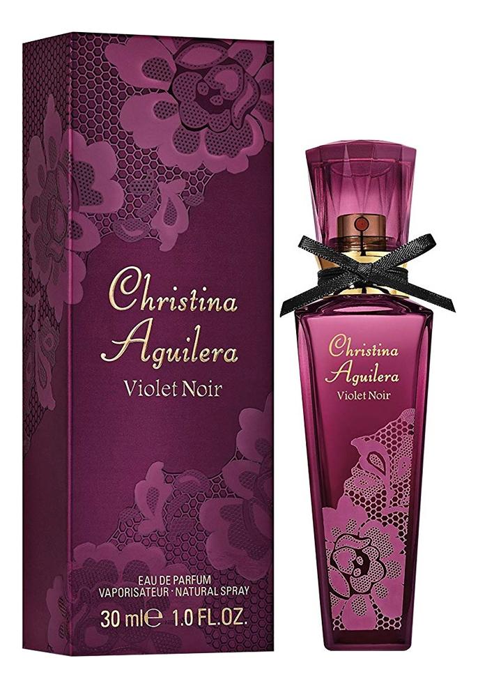 Violet Noir: парфюмерная вода 30мл christina aguilera парфюмерная вода 30мл