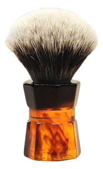Помазок для бритья Барсучий ворс Moka Express Two Band Badger R1737-26 помазок для бритья 81sb353cr щетка барсучий ворс